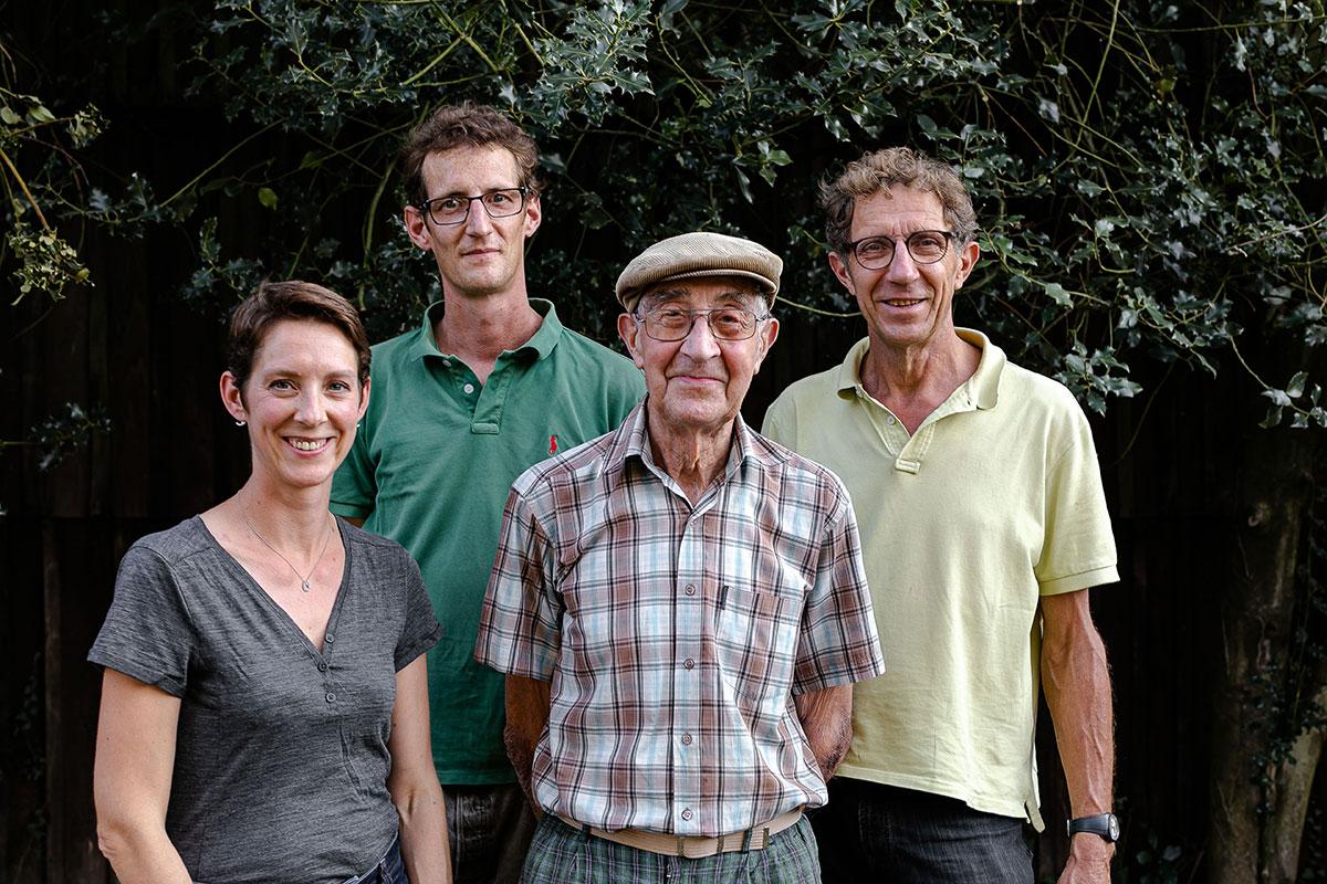 clos de rochy producteur famille Gois pommes poires bio Yonne
