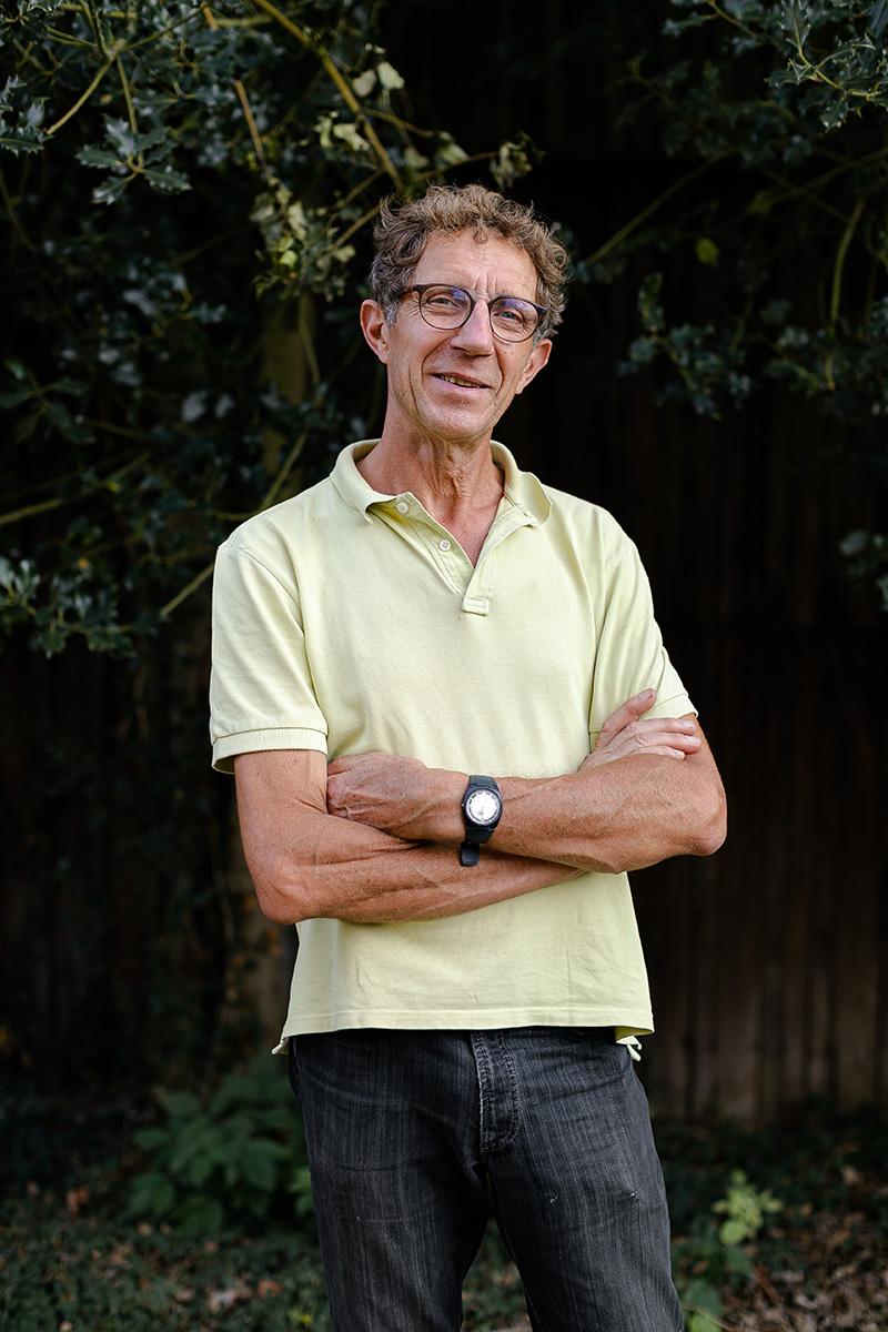 Jean-Marie Gois Clos de Rochy producteur pommes poires bio Yonne jus